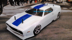 1971 J-71 Vintage Trans-Am VTA Redcat Racing Gas RTR Custom Painted Nitro RC Cars Now With 2.4 GHZ Radio System!!!