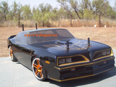1978 Pontiac Firebird Redcat Racing EPX RTR Custom Painted Electric RC Drift Cars Now With 2.4Ghz Radio!!!