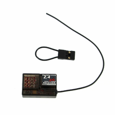 2.4Ghz Receiver with Bind Plug ~