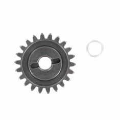 22T Steel spur gear