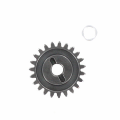 23T Steel spur gear