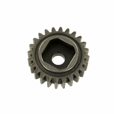 24T Steel Gear (Square Drive)