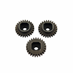 25T Steel Gear, Square Drive (3pcs) ~