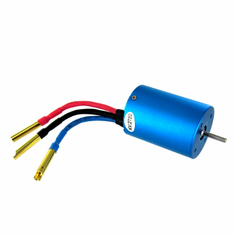 2720kv 540 Brushless Motor, 3.2mm Shaft ~