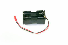 4-Cell AA Battery Holder ~