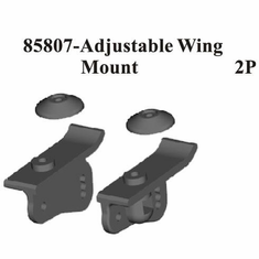 Adjustable Wing Mount 2pcs ~