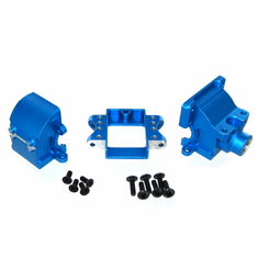 Aluminum Differential Housing, Blue