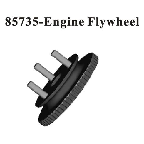 Aluminum Engine Flywheel