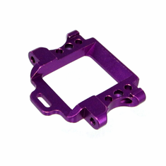 Aluminum Front Arm Mount, Purple