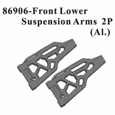 Aluminum Front Lower Suspension Arm 2pcs ~
