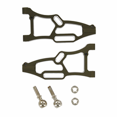 Aluminum Front Lower Suspension Arms, 2pcs ~