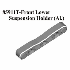 Aluminum Front Lower Suspension Holder ~ (USES 88016 BUSHINGS)