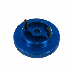 Aluminum Lightweight Flywheel, Blue
