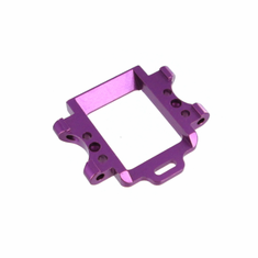 Aluminum Rear Arm Mount (Purple)