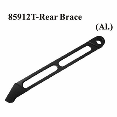 Aluminum Rear Chassis Brace ~