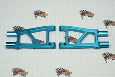 Aluminum rear lower arm (2pcs)(blue)(Same as 188821)