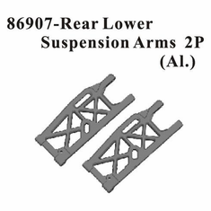 Aluminum Rear Lower Suspension Arm 2pcs ~