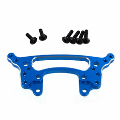 Aluminum Rear Shock Tower, Blue