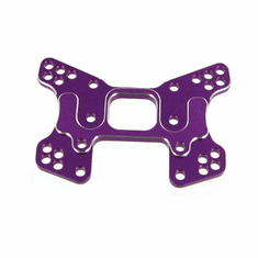 Aluminum Rear Shock Tower, Purple