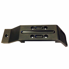 Aluminum Upgrade Rear skid plate