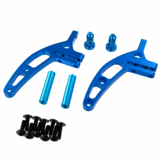 Aluminum Wing Stay, Blue