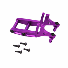 Aluminum wing stay (2pcs)(purple)(Same as 106644)