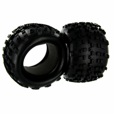 Avalanche Tires with Foam (Qty 2) ~
