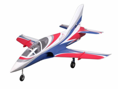 Avanti 70MM PNP Blue Brushless RC Airplane (Wingspan: 900mm/35.4in)