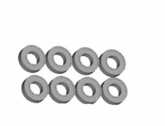 Ball Bearings 16*8*5mm 8pcs ~
