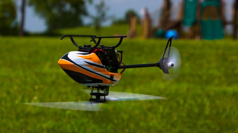Blade 130 S RTF RC Helicopter Collective Pitch W/ SAFE Technology