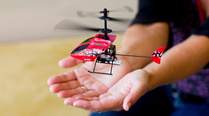 Blade Scout CX RTF 3-Ch RC Helicopter (Superb Control And Stability)