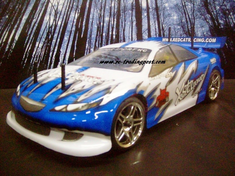 Blue Streak Redcat Racing EPX RTR Electric RC Drift Cars Now With 2.4Ghz Radio!!!