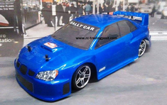 Blue Subaru Impreza Redcat Racing EPX RTR Electric RC Drift Cars Now With 2.4Ghz Radio!!!