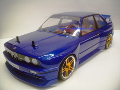BMW M3 E30 Redcat Racing EPX RTR Custom Painted Electric RC Drift Cars Now With 2.4Ghz Radio!!!
