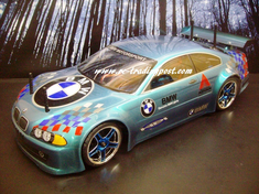BMW M5 Redcat Racing EP Brushless RTR Custom Painted Electric RC Street Cars Now With 2.4 GHZ Radio AND 2S Lipo Battery!!!