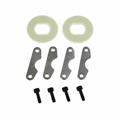 Brake Disc and Pads Set ~