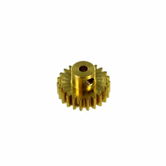 Brass Pinion Gear (23T, .8 module) ~