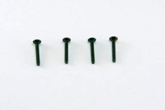 Button Head Screw, Coarse (BT 3*18) 4pcs ~