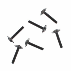 Button Head Screws 2.5*14 6P ~