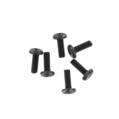 Button Head Screws 3X8 6P ~