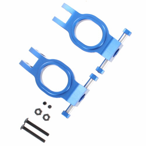 Upgrade Hub Carriers, Aluminum ~  (New 4mm Style) Requires BS903-111 or MPO-03 for compatibility