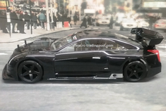 CADILLAC ATS-V.R Redcat Racing EPX RTR Custom Painted Electric RC Street Cars Now With 2.4Ghz Radio!!!