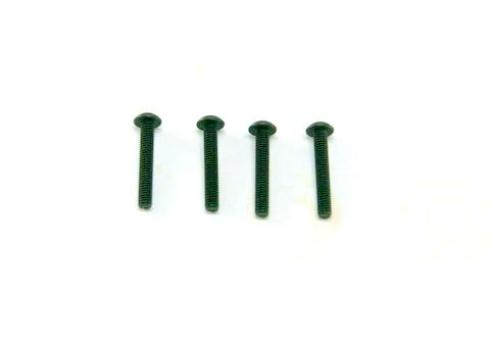 Cap Head Mechanical Screw (4*25mm) 4pcs ~