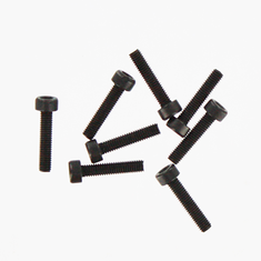 Cap head Screws 3*14 8Pcs ~