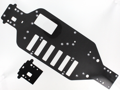 Carbon Fiber Main Chassis ~