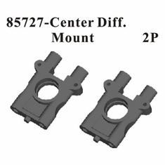 Center Differential Mount, 2pcs ~