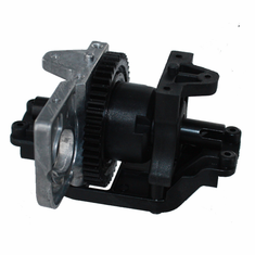 Center Differential and Motor Mount ~