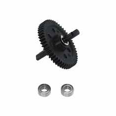 Central Drive Shaft and Main Spur Gear ~
