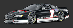 Chevrolet Monte Carlo Redcat Racing EPX RTR Custom Painted Electric RC Street Cars Now With 2.4Ghz Radio!!!