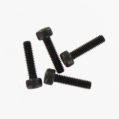 Column Head Mechanical Screw 4*16 4pcs ~